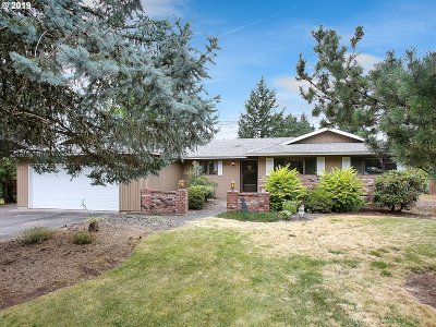 Happy Valley Single Family Home Pending: 9851 SE Dundee Dr