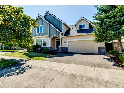 Single Family Home For Sale: 1128 Throne Dr