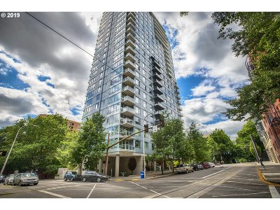 Portland Condo/Townhouse For Sale: 1500 SW 11th Ave #605