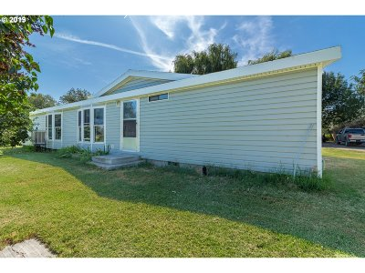 Umatilla County Single Family Home For Sale: 27298 Hwy 730