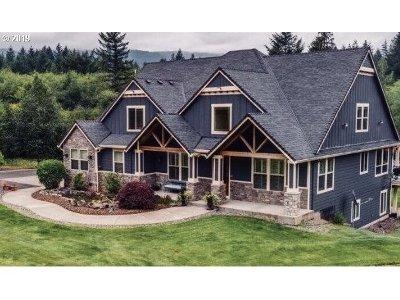 Camas Single Family Home For Sale: 7415 NE 323rd Ct