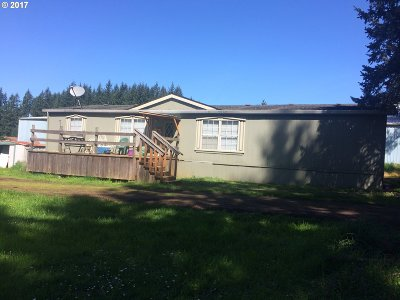 Oregon City Single Family Home For Sale: 15627 S Lammer Rd