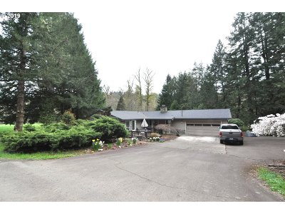 McMinnville Single Family Home For Sale: 15405 NW Baker Creek Rd