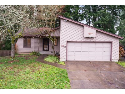 Hillsboro Single Family Home For Sale: 2817 SE Walnut St