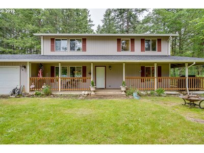 Molalla Single Family Home For Sale: 12619 S Wilderness Way