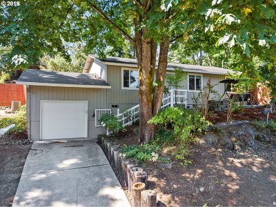 Camas Single Family Home For Sale: 651 NW Logan St
