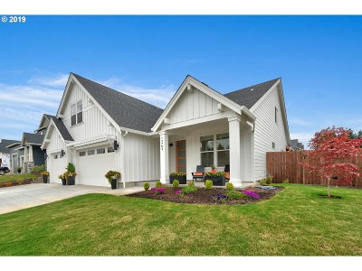 Ridgefield Single Family Home For Sale: 4209 S 16th Way
