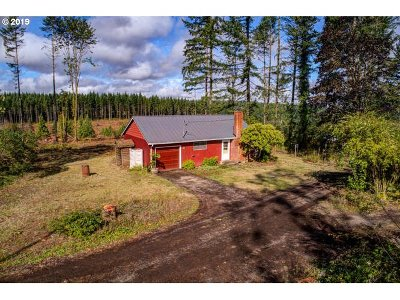 Molalla Single Family Home For Sale: 16669 S Trout Creek Rd