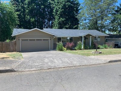 Eugene Single Family Home For Sale: 2080 Buck St