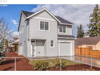 Single Family Home For Sale: 6707 SE Fir Ave
