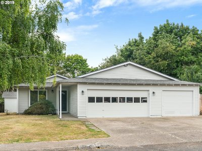 Happy Valley Single Family Home Pending: 10495 SE 86th Ave