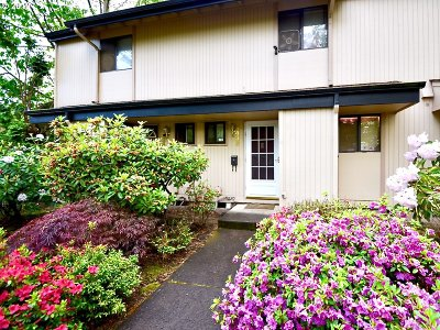 Eugene Condo/Townhouse For Sale: 1436 Fetters Loop