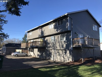 Clackamas County, Multnomah County, Washington County Multi Family Home For Sale: 5312 SE 122nd Ave