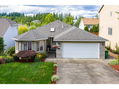 Washington County Single Family Home For Sale: 15355 SW Firtree Dr