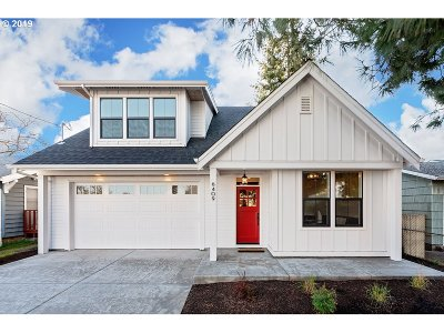 Single Family Home For Sale: 6409 N Gay Ave