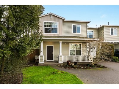 Beaverton Single Family Home For Sale: 6212 SW 182nd Ter