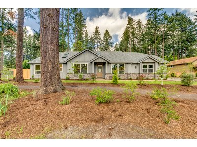Lake Oswego Single Family Home For Sale: 4687 Firwood Rd