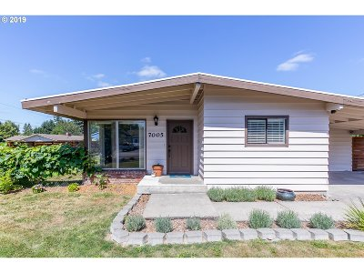 Tigard Single Family Home For Sale: 7005 SW Oak St