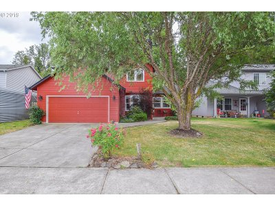 Battle Ground Single Family Home For Sale: 2703 SW 11th St