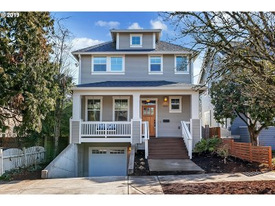 Single Family Home For Sale: 5656 NE 32nd Ave