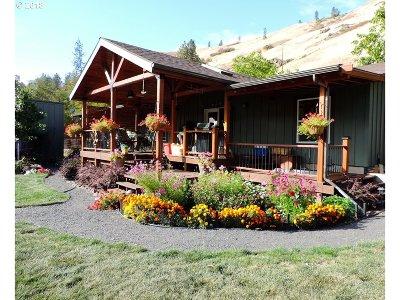 Single Family Home For Sale: 84670 Bartlett Rd