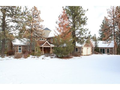 Single Family Home For Sale: 60181 Morgan Lake Rd
