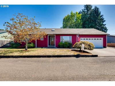 Wilsonville, Canby, Aurora Single Family Home For Sale: 596 S Ivy St
