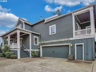 Portland Single Family Home For Sale: 3424 SW 14th Ave