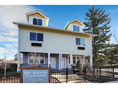 Portland Single Family Home For Sale: 138 NE 109th Ave