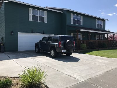 Umatilla County Single Family Home For Sale: 133 Rio Senda St