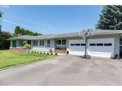 Gresham Single Family Home For Sale: 5441 SE Welch Rd