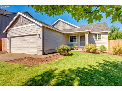 McMinnville Single Family Home For Sale: 3239 NE Wildflower Way