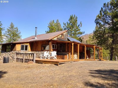 Grant County Single Family Home For Sale: 25848 Pine Creek Rd