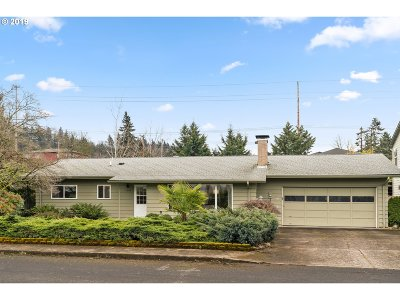 Portland Single Family Home For Sale: 9904 SE Caruthers St