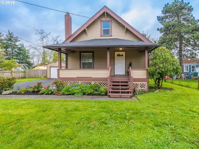Portland Single Family Home For Sale: 4821 SE 108th Ave