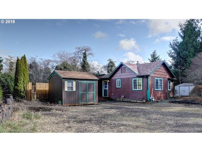 Warrenton Single Family Home For Sale: 92257 Whiskey Rd