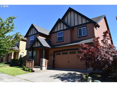 Camas Single Family Home For Sale: 3336 NW Grass Valley Dr
