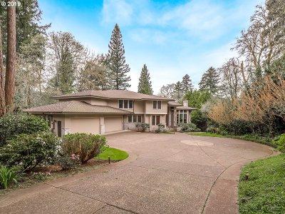 Clackamas County, Multnomah County, Washington County Single Family Home For Sale: 1509 SE Oxford Ln