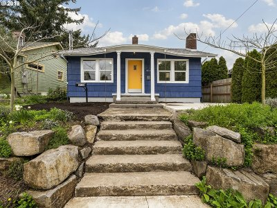 Single Family Home For Sale: 4518 NE 24th Ave