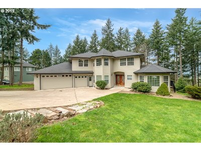 Eugene Single Family Home For Sale: 4033 Bailey View Dr