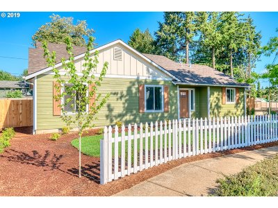 Salem Single Family Home For Sale: 4353 Liberty Rd S