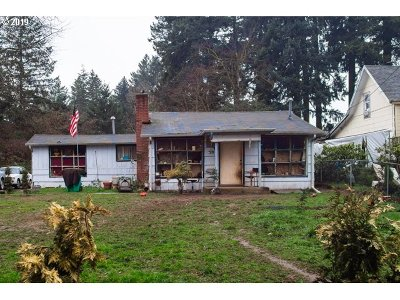 Single Family Home For Sale: 607 NE 172nd Ave