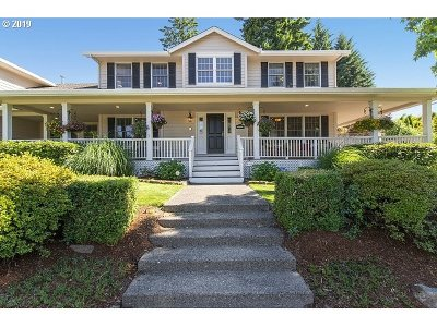 Beaverton Single Family Home For Sale: 20310 SW Tremont Way