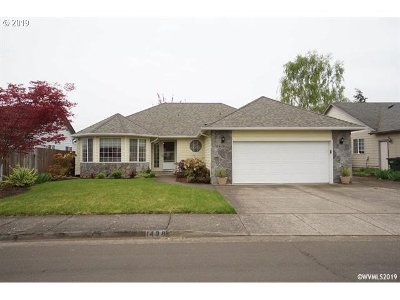 Keizer Single Family Home For Sale: 1438 Northern Heights Loop