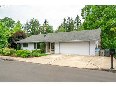 Tigard Single Family Home For Sale: 13355 SW 110th Ave