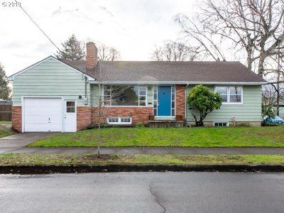 Clackamas County, Multnomah County, Washington County Single Family Home For Sale: 5424 N Princeton St