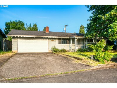 Springfield Single Family Home For Sale: 1545 Anderson Ln