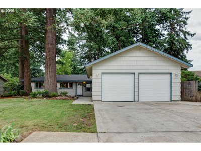 Portland OR Single Family Home For Sale: $365,000