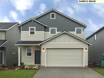 Ridgefield Single Family Home For Sale: 17124 NE 14th Ave