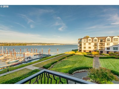 Condo/Townhouse For Sale: 707 N Hayden Island Dr #315